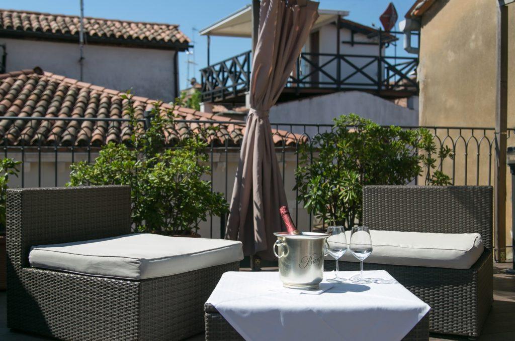 Gallery Hotel Pantalon Venezia Official Website
